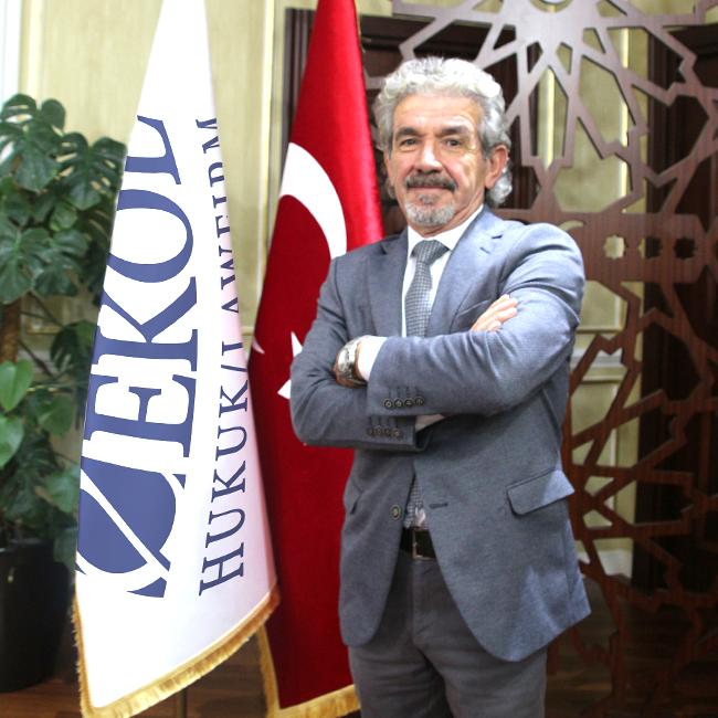 Yönetici Av. Eyüp Saygın - Ekol Hukuk Ofisi